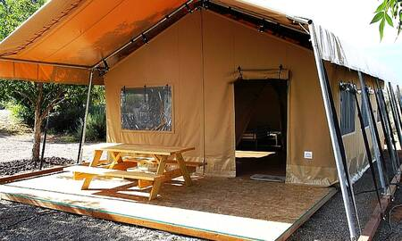 Canvas Tent - Americas Tent Lodges