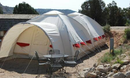 Expedtition Tent - Americas Tent Lodges