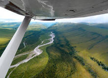 Denali National Park Flightseeing