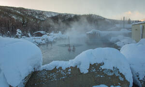 Chena Hot Springs, Fairbanks
