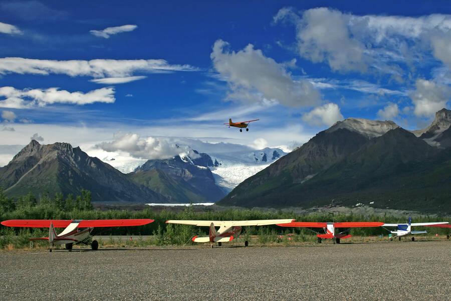 Wrangell-St Elias National Park