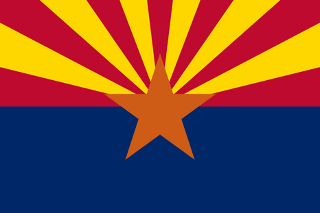 Vlag Arizona