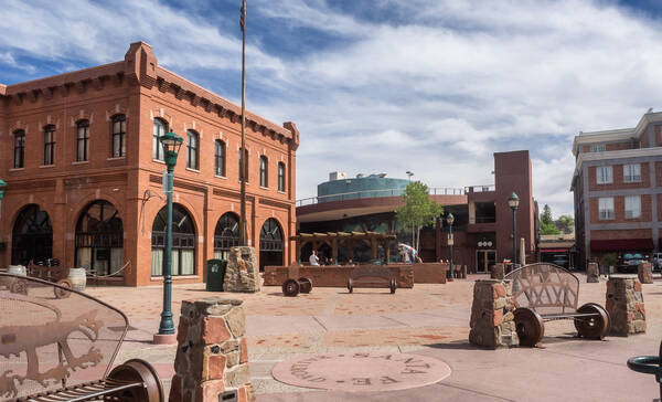 Flagstaff downtown