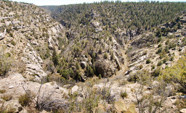 Flagstaff - Walnut Canyon NM Arizona