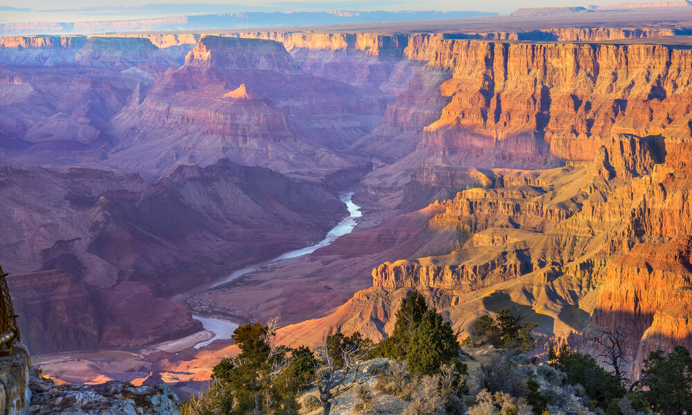 Top 5 Grand Canyon activiteiten