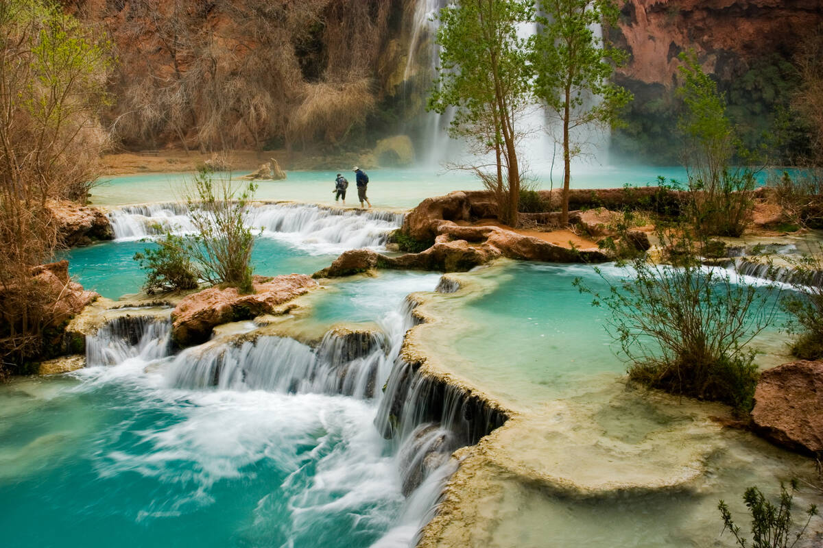 Bezienswaardigheden Grand Canyon Tioga Tours