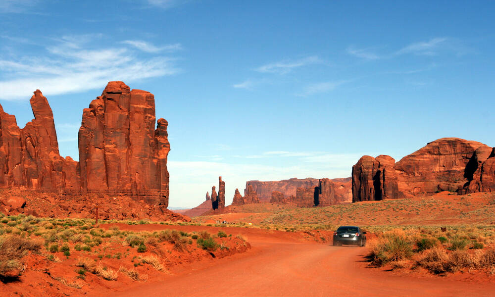 Valley Drive, Monument Valley