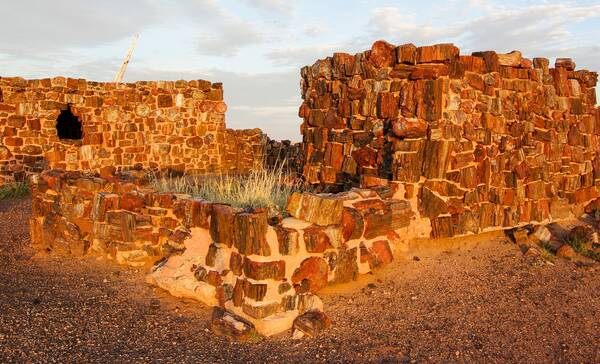 Agate House, Petrified Forest National Park