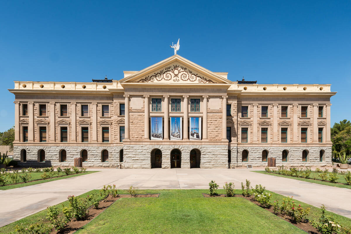 Arizona State Capitol Museum Tours