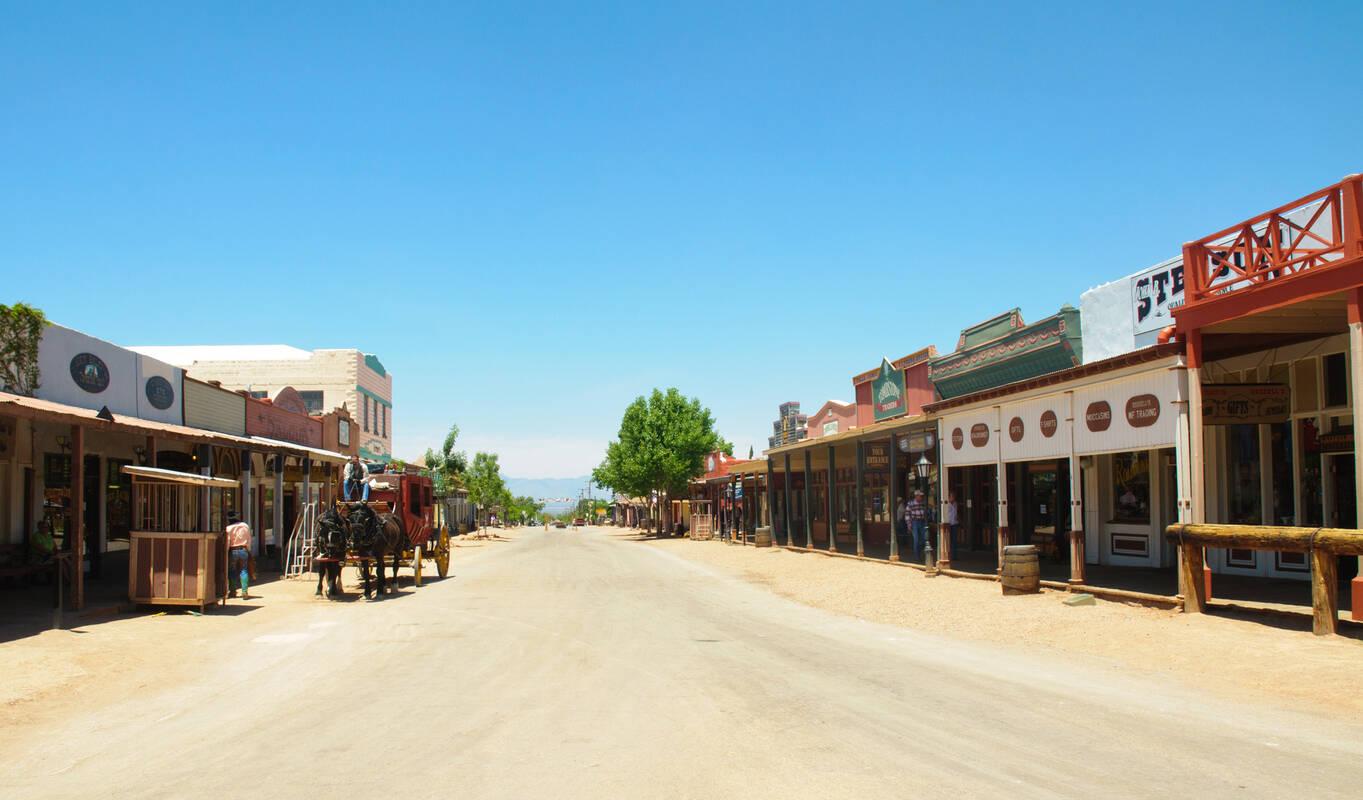 Tours In Tombstone Az