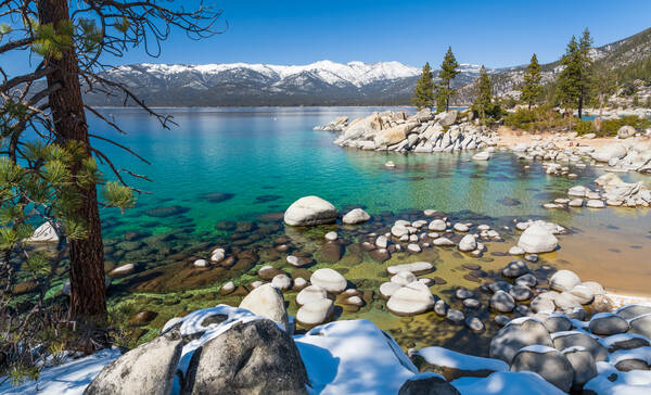 Lake Tahoe Scenic Byway