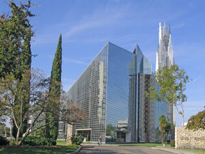 Chryst Cathedral, Los Angeles