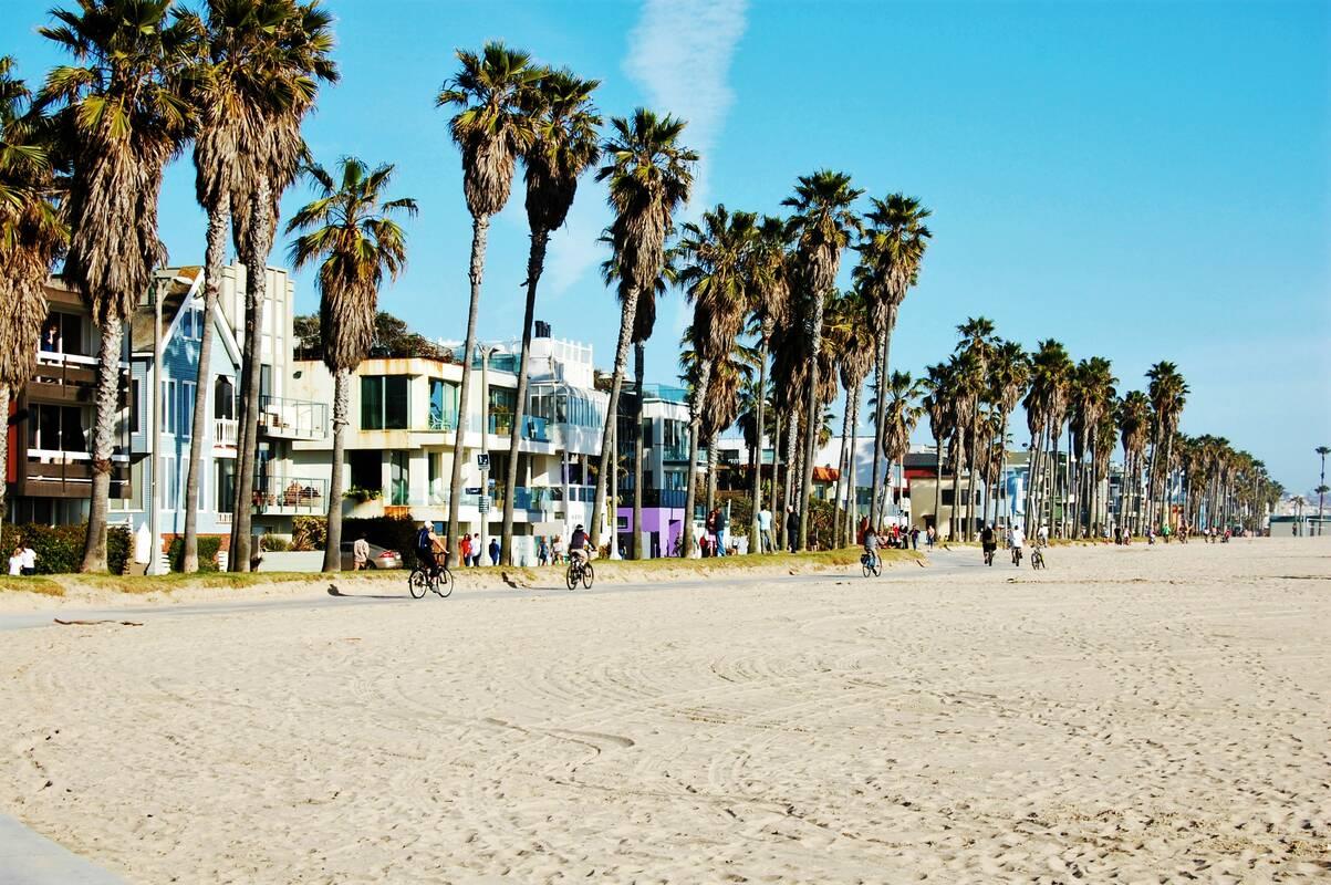 beste aansluiting plekken in Los Angeles