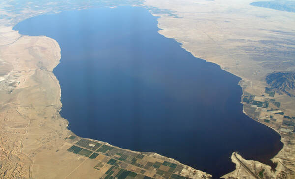 Salton Sea, Californie