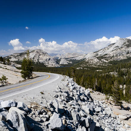 De Tioga Road, Yosemite