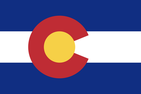 Vlag Colorado