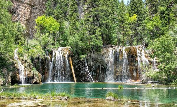 Glenwood Springs Hanging Lake
