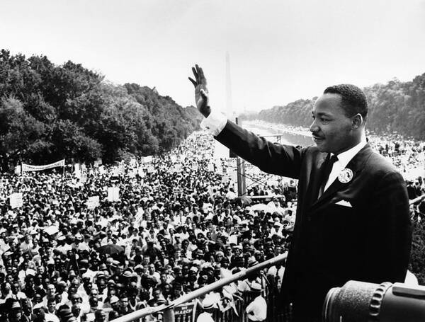 Martin Luther King Day in Amerika