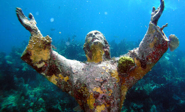 Christ the Abyss, Key Largo, Florida