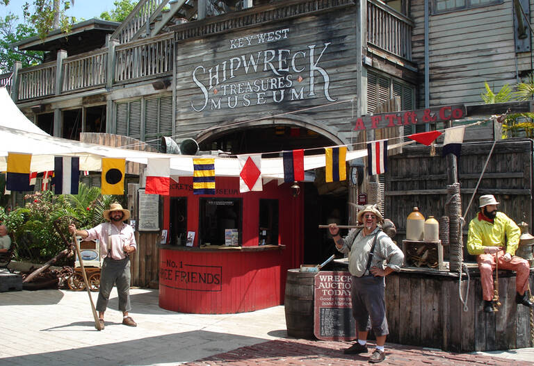 Shipwreck Museum, Key West
