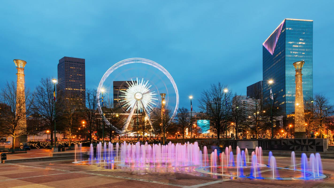 Atlanta – Travel guide at Wikivoyage
