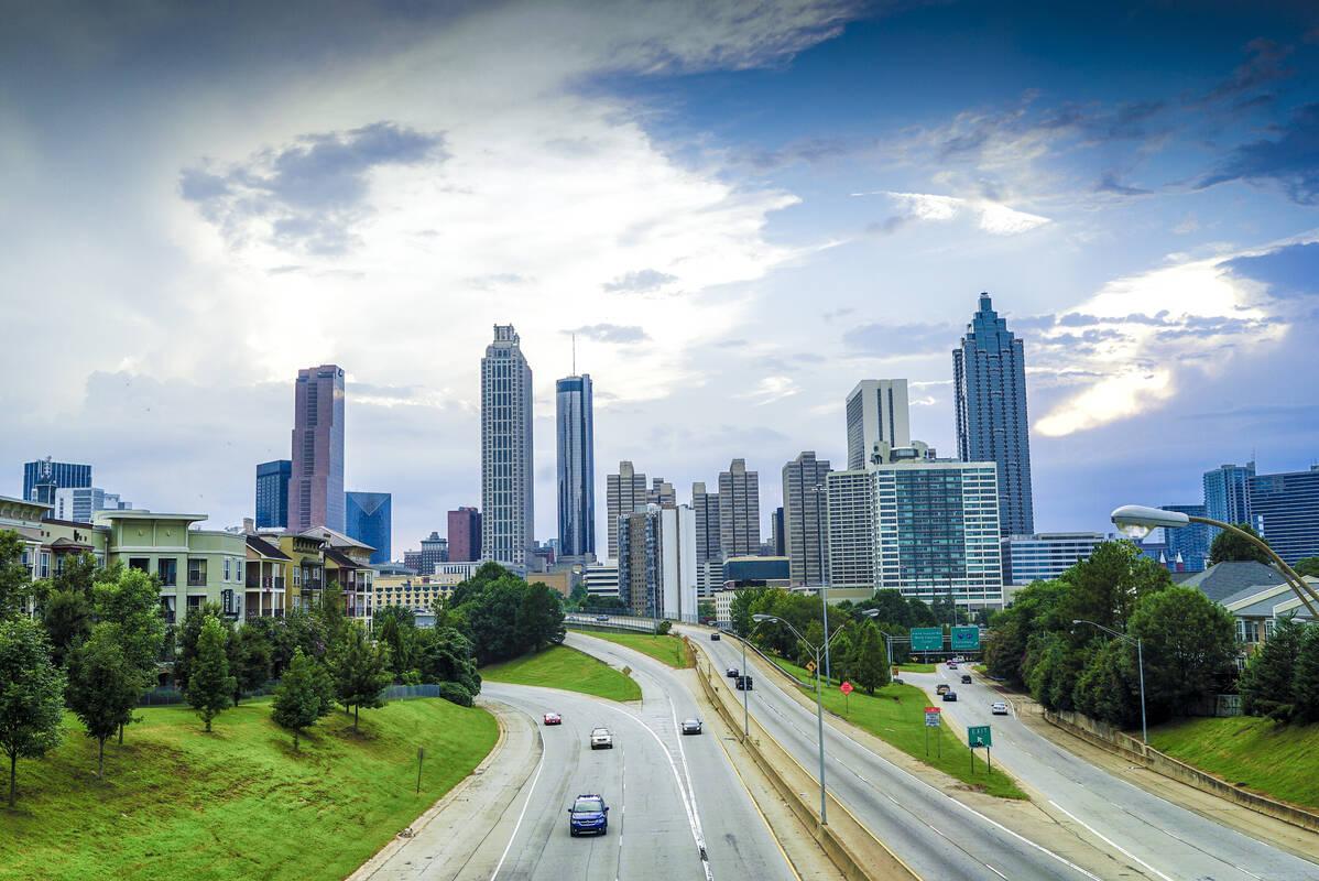 Bezienswaardigheden Atlanta Georgia Tioga Tours