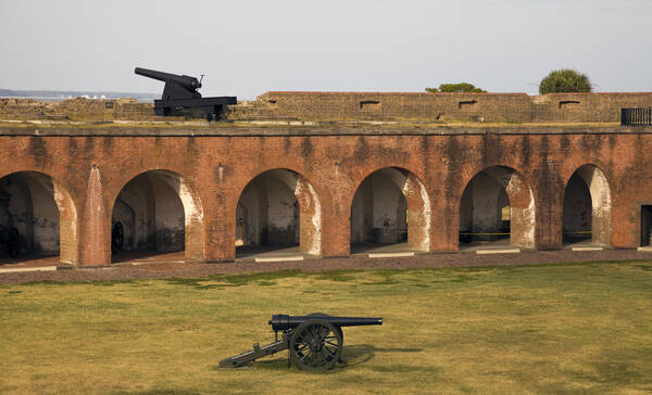 Fort Pulaski in Savannah