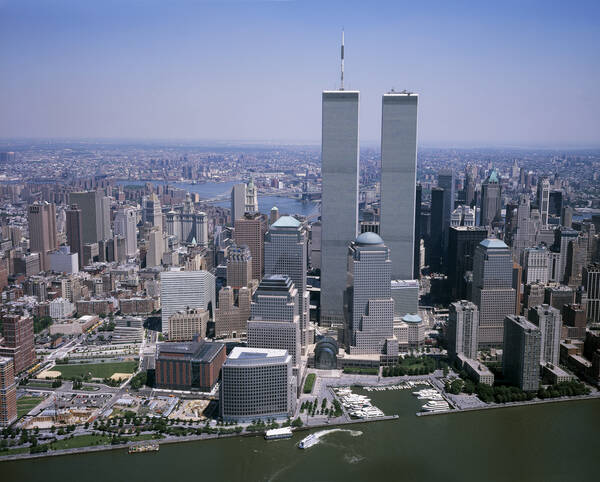 twin towers wtc New York