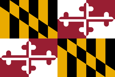 Vlag Maryland