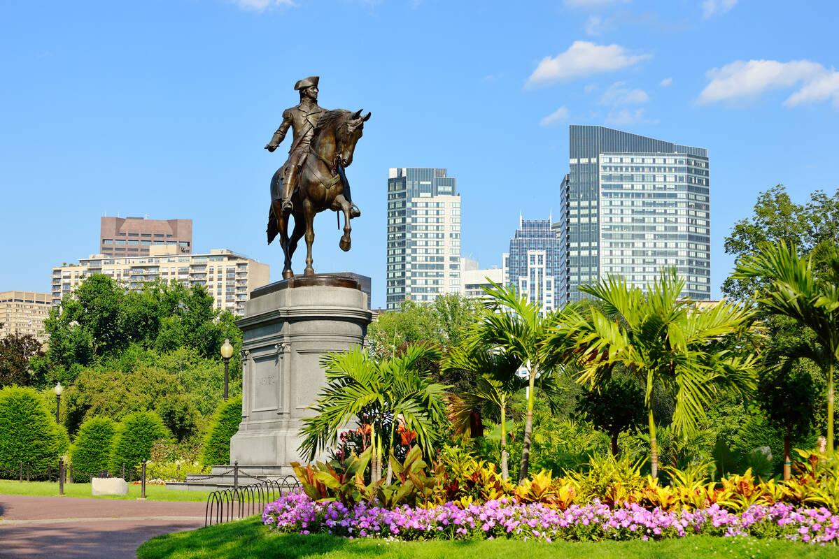 Bezienswaardigheden Boston Massachusetts