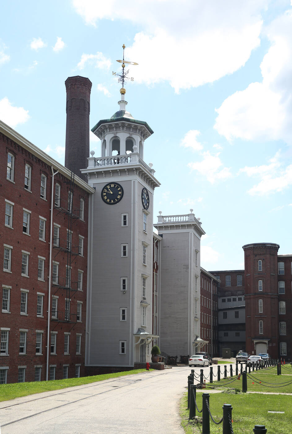 Lowell National Historical Park - Tioga Tours