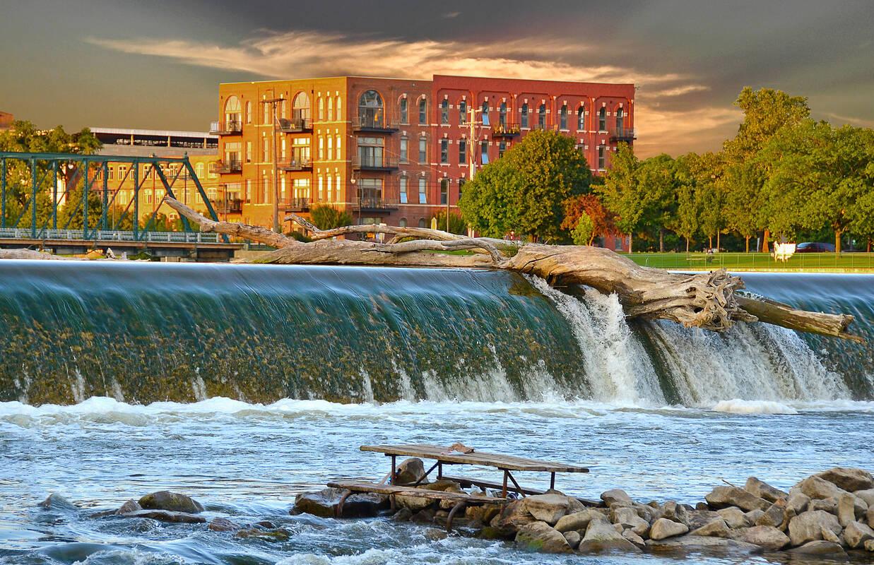 Bezienswaardigheden Grand Rapids Tioga Tours