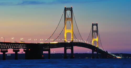 Michigan, Mackinaw City
