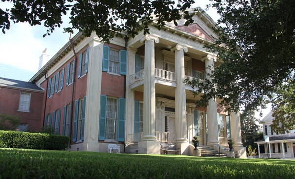 Magnolia Hall Natchez