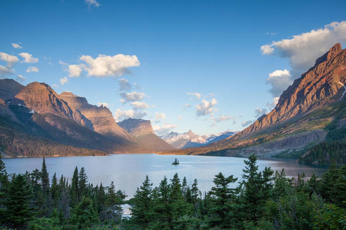 Fotoserie Glacier National Park Tioga Tours