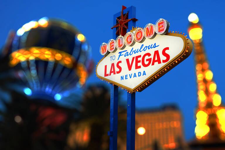 stedentrip Las Vegas