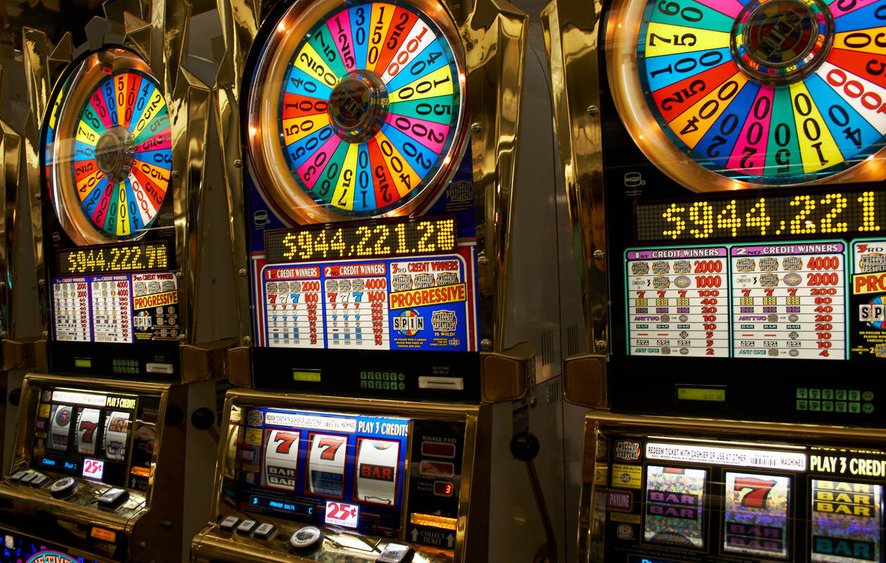 slot casino machine