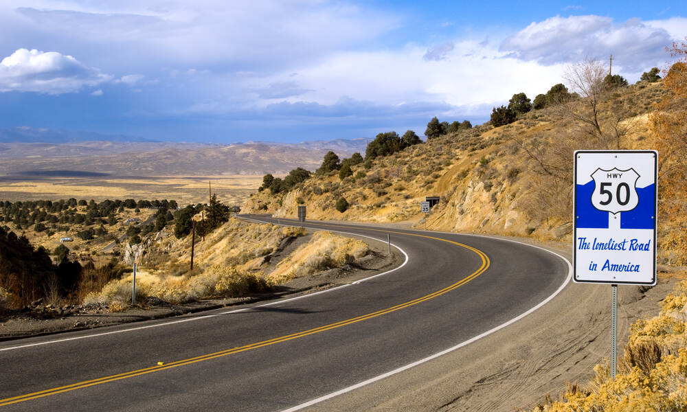 Highway 50 Nevada