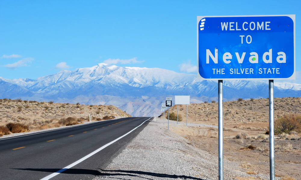 Welcome in Nevada