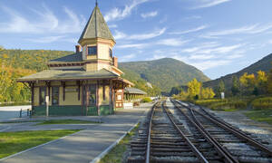 north conway conway scenic railroad