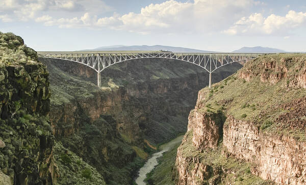 Taos, Rio Grande Gorge Bridge