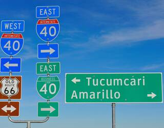 Tucumcari New Mexico