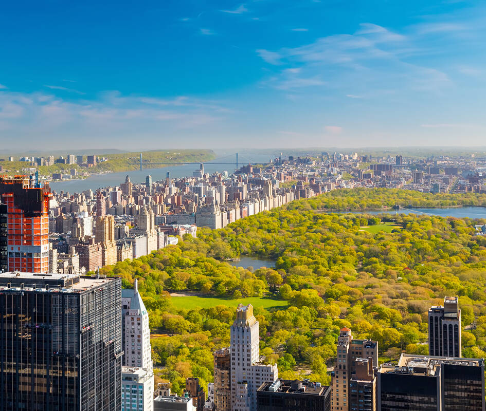 Central Park New York: Gratis Bezienswaardigheden In New York