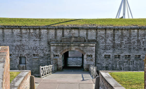Fort Macon State Park, Morehead City, North Carolina