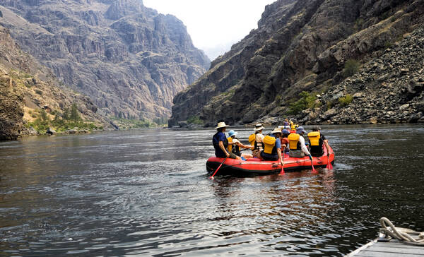 Hells Canyon Oregon