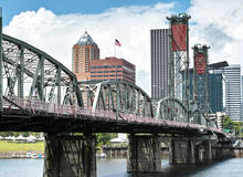 Portland Walking Tour