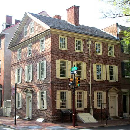 Thaddeus House in Philadelphia Pennsylvania