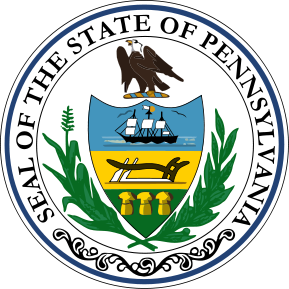 Seal Pennsylvania