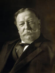 President William Howard Taft, 27e president van de VS (1909-1913)