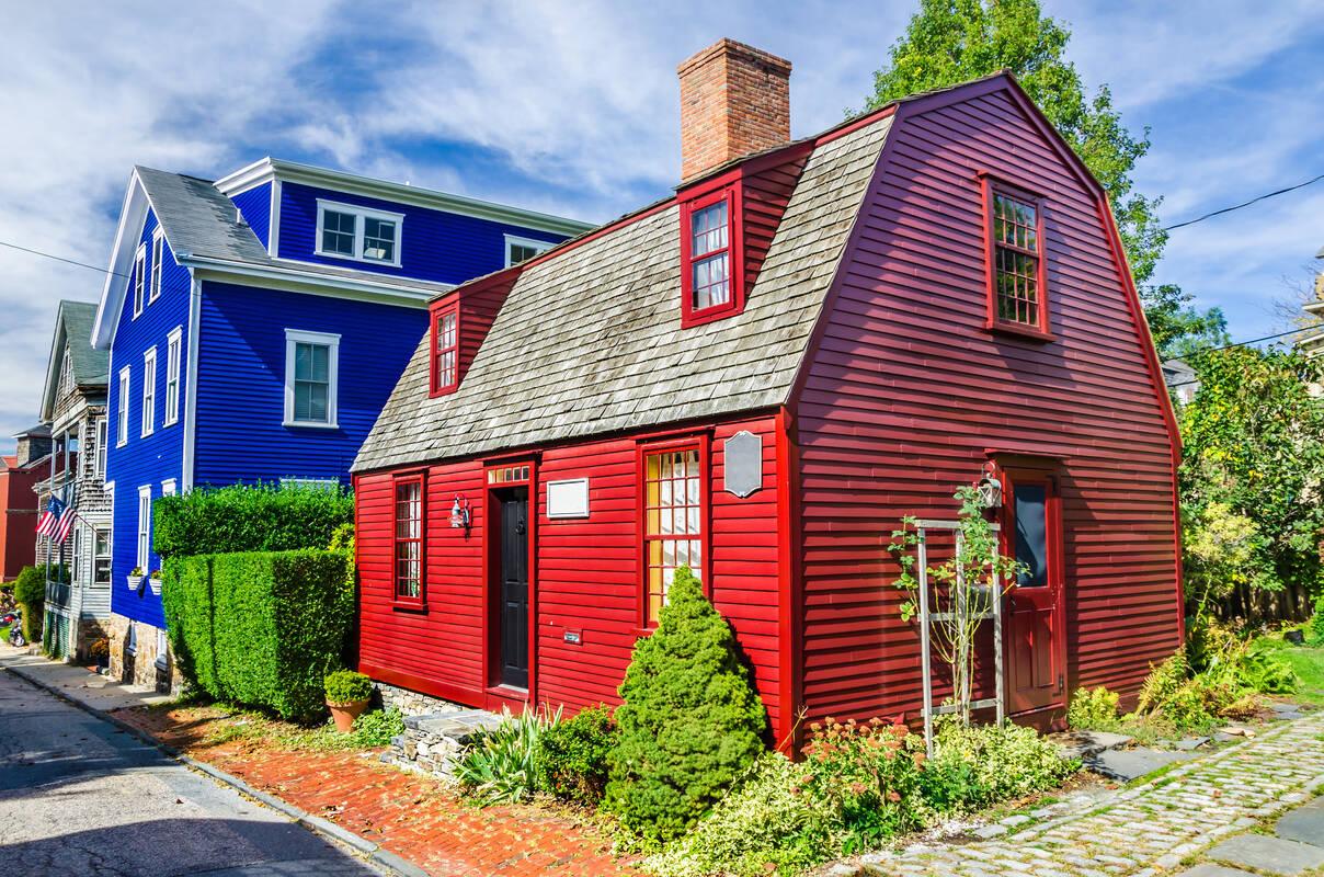 Bezienswaardigheden Newport Rhode Island